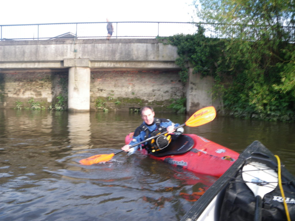 Intermediate Kayak Skills