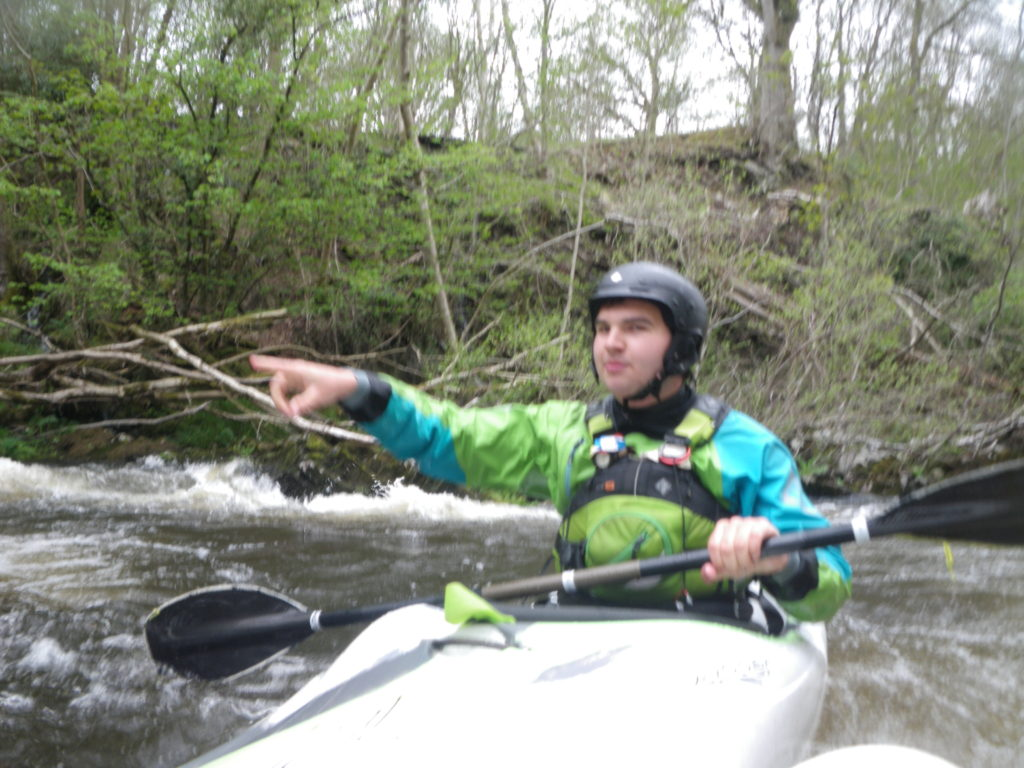 Whitewater Kayak leader Assessment