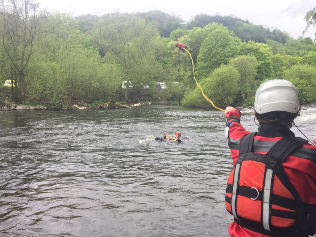 White water Safety & Rescue WWSR