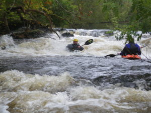 Whitewater leader Training